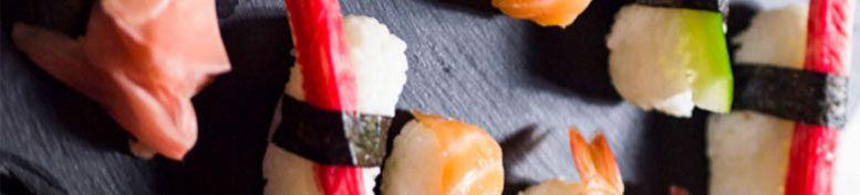 Sushi & Maki - LIU - authentisch asiatische Küche