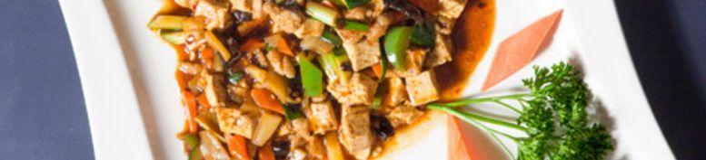 Vegetarische Gerichte  - LIU - authentisch asiatische Küche