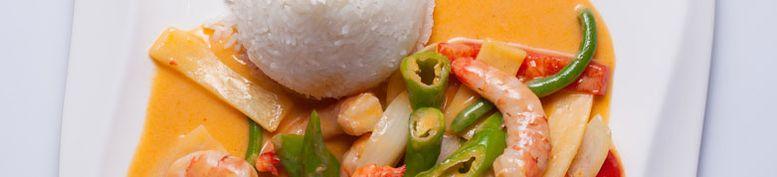 Fischgerichte  - Cocos einfach asiatisch