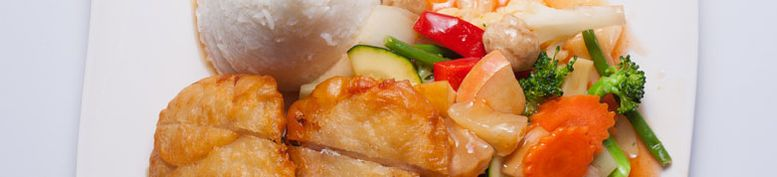 Gerichte mit Hühnerfleisch  - Cocos einfach asiatisch