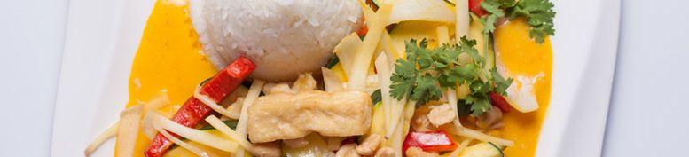 Vegetarisch  - YAZU Japanese Cuisine