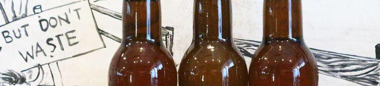 Bier  - Omnom Burger