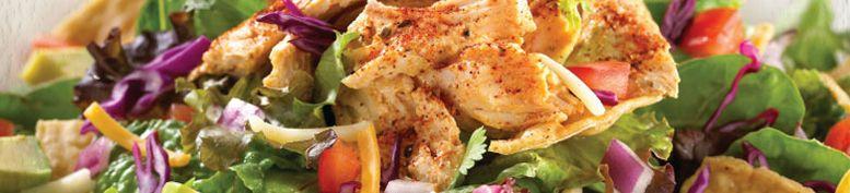 Soups, Salads & Vegetarian - TGI Friday's