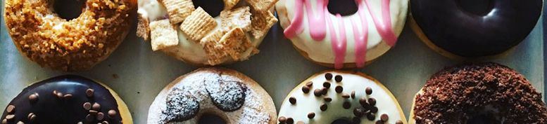Donuts ungefüllt  - Tasty Donuts