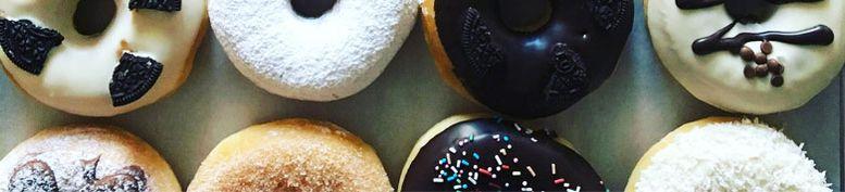 Donuts gefüllt  - Tasty Donuts