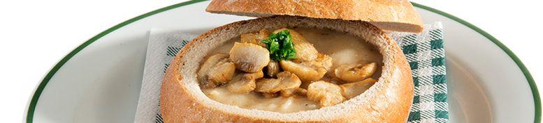 Suppen - Zu den 3 goldenen Kugeln