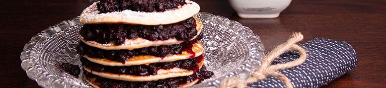 Pancakes  - Granola - the American Way of Life