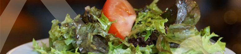 Salate - Wirtshaus Klöcherperle