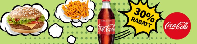 Coca-Cola Deals - Burgerwelt