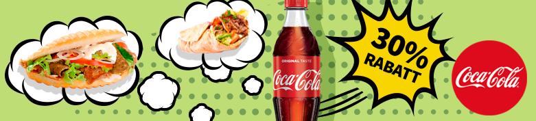 Coca-Cola Deals - Restaurant Müldür