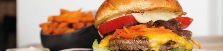 Burger - Daily Deli Home
