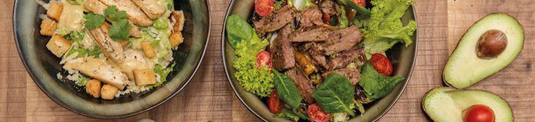 Salate - Daily Deli Home