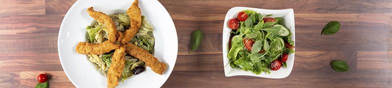 Salate - Mampf