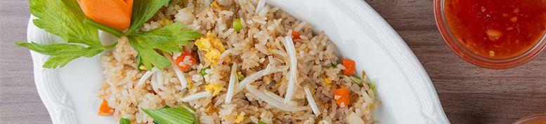 Reisgerichte - Asia Wok Royal