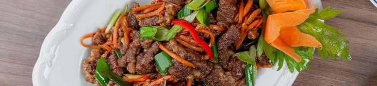Rindfleisch - Asia Wok Royal