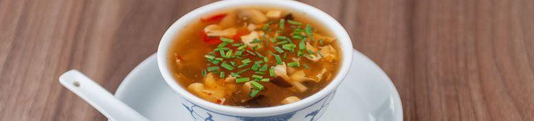 Suppen - Asia Wok Royal