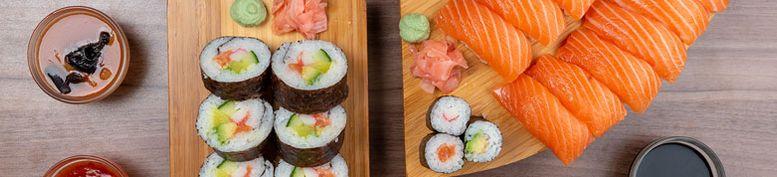 Sushi & Maki - Asia Wok Royal
