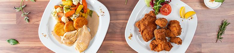 Unsere Klassiker vom Hendl - Gourmet Express