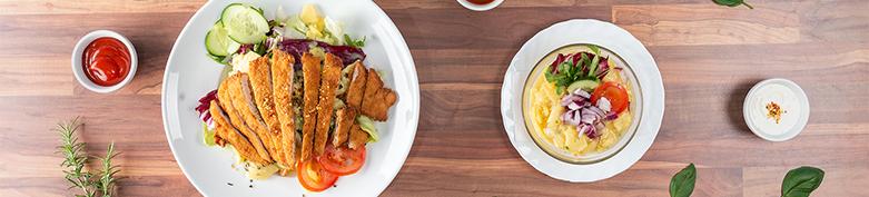 Unsere Salate - Gourmet Express