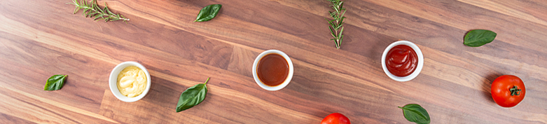 Saucen & Dips - Gourmet Express