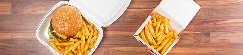 Burger  - Salz & Pfeffer