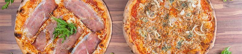 Pizza 40cm - Salz & Pfeffer
