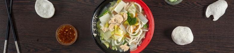 Suppen  - China Restaurant Jade