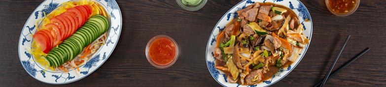 Schweinefleisch  - China Restaurant Jade