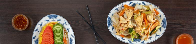 Tofu - China Restaurant Jade