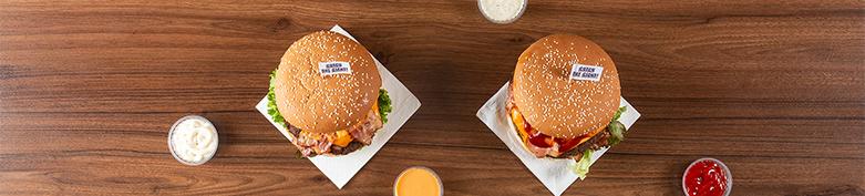 Deluxe Burger - Burgerland