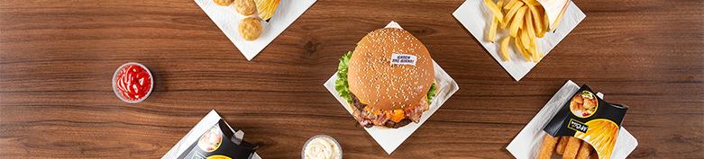 Deluxe Burger XXXL - Burgerland