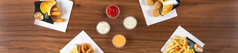 Fingerfood - Burgerland