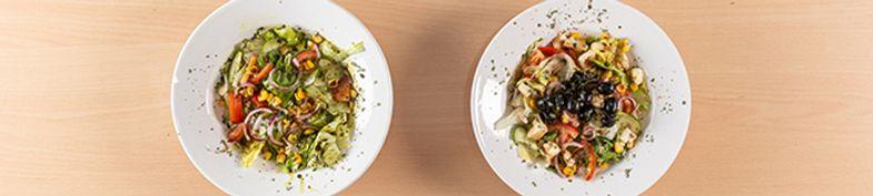 Salate - Bon Appetit