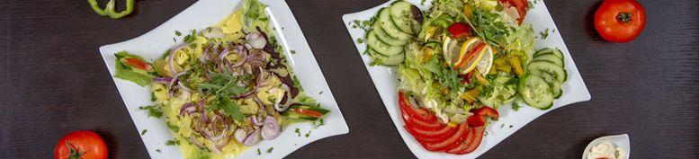 Salate - Pizzeria Volta