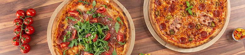 Pizzen mit Fleisch (ca.28cm) - Me Gusta