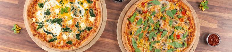 Vegetarische Pizzen  (ca.28cm) - Me Gusta