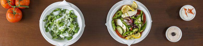 Salate - Mistyria