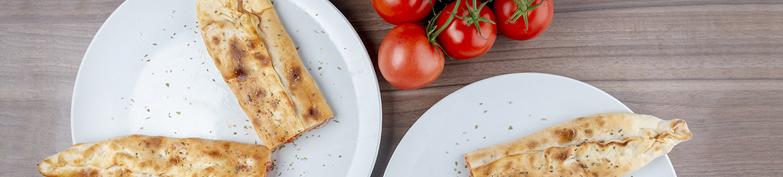 Gefüllte Stangerl - Lend Kebap, Pizza & Pasta