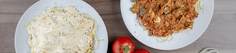 Nudelgerichte - Lend Kebap, Pizza & Pasta
