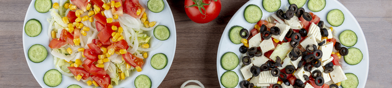Salate  - Lend Kebap, Pizza & Pasta