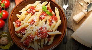 Pasta  - Halal Food Nome's