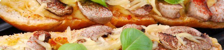 Pizzabrot & Baguette  - Pizzeria Salute