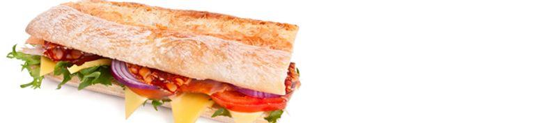 Sandwiches - Hallo India