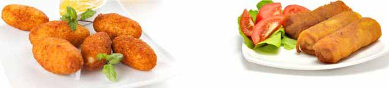 Gebackenes  - Oppa- Pizza & Burger