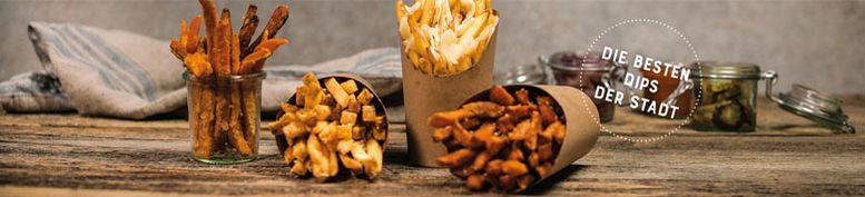 Kleinigkeiten - Beste Freunde - Burgergrill Pop-Up Store