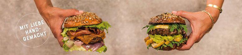 100% Österreichisches Rindfleisch - Beste Freunde - Burgergrill