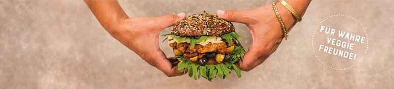 Vegetarisch - Beste Freunde - Burgergrill