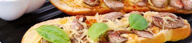 Baguette - Pizza & Kebap Mamma Mia