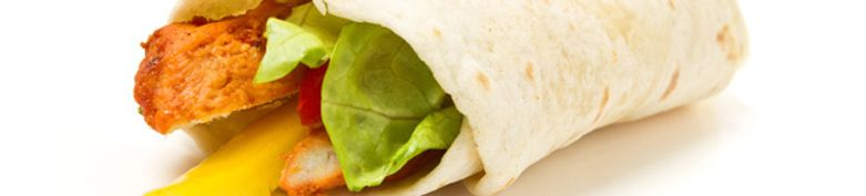 Wraps - Mely's Burger