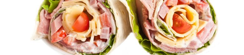 Tortilla Wrap - Anna's Sandwich und Salatbar